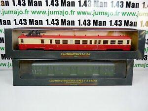 Lot-9AM-AM1-29-2-train-Automotrices-SNCF-1-87-HO-etat-type-z-z-7100