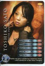 Torchwood TCG Trading Card #083 Toshiko Sato
