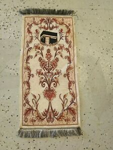 Islamic-Travel-Mat-Prayer-Rug-Muslim-janamaz-Mat-Turkish-Quality-Sajda-chenille