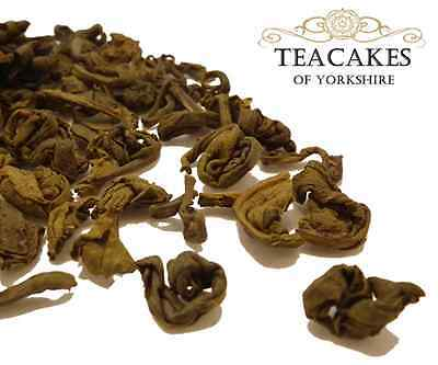 Mint Green Tea Loose Leaf Best Quality 100g 250g 500g 1kg Caddy Gift Set