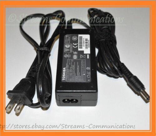 TOSHIBA Satellite C855-S5214 C855D-S5103 19V Laptop AC Adapter //Notebook Charger