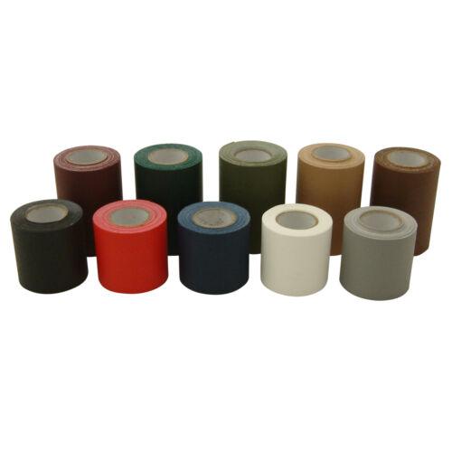 JVCC REPAIR-1 Leather /& Vinyl Patch Repair Tape Brown x 15 ft. 2 in