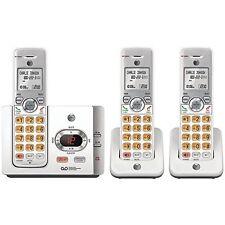 At&t El52315 Dect 6.0 Cordless Phone - White - Cordless - 1 X Phone Line - 2 X