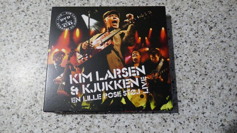 KIM LARSEN: EN LILLE POSE STØJ, pop