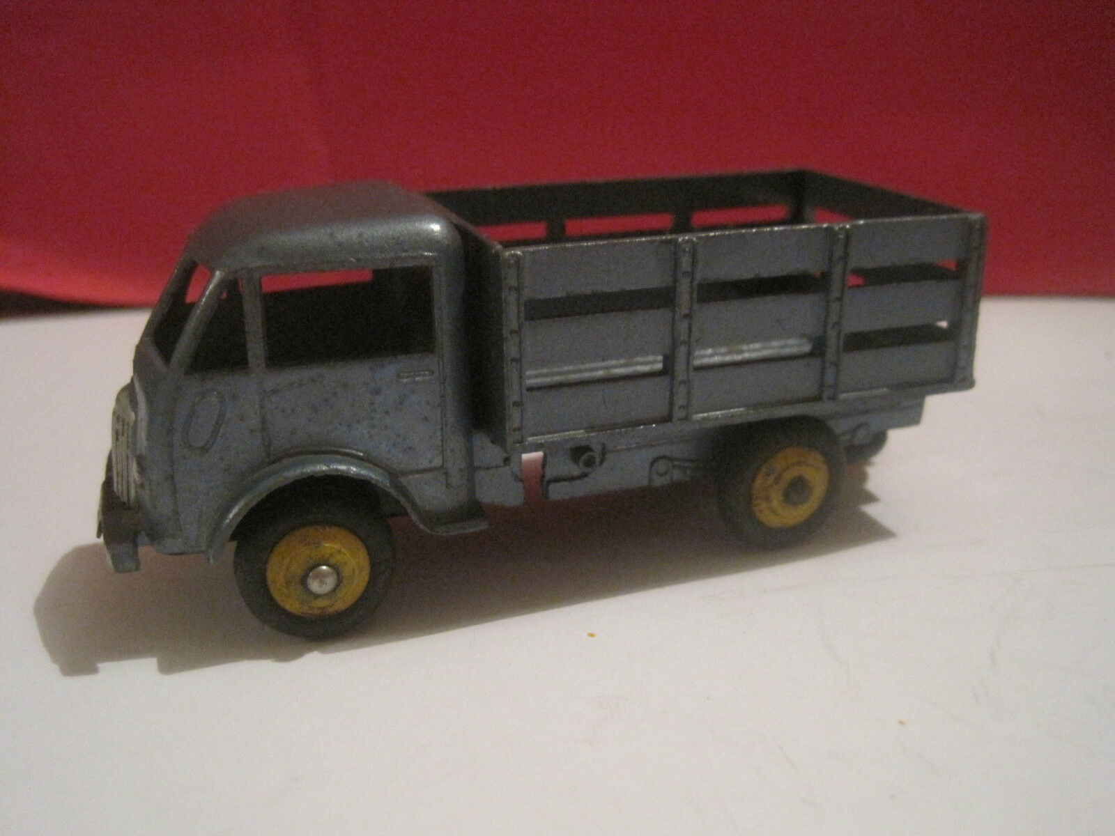 DINKY TOYS ANCIEN SUPERBE FORD MARAICHER Blau METALLISE n°25A NO REEDITION