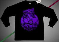 Fnly94 Long Sleeve Lil Uzi Vert Blk Purple Shirt Luv Is Rage Bape Hba M L Xl