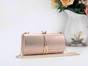 LeahWard Women/'s Clutch Bag Wedding Purse Evening Suede Handbag