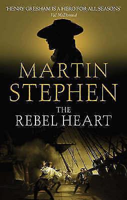 1 of 1 - The Rebel Heart,Stephen, Martin,New Book mon0000092564
