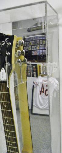 Guitar Framing Guitar Acrylic Case Guitar Display Case with Mirror Back