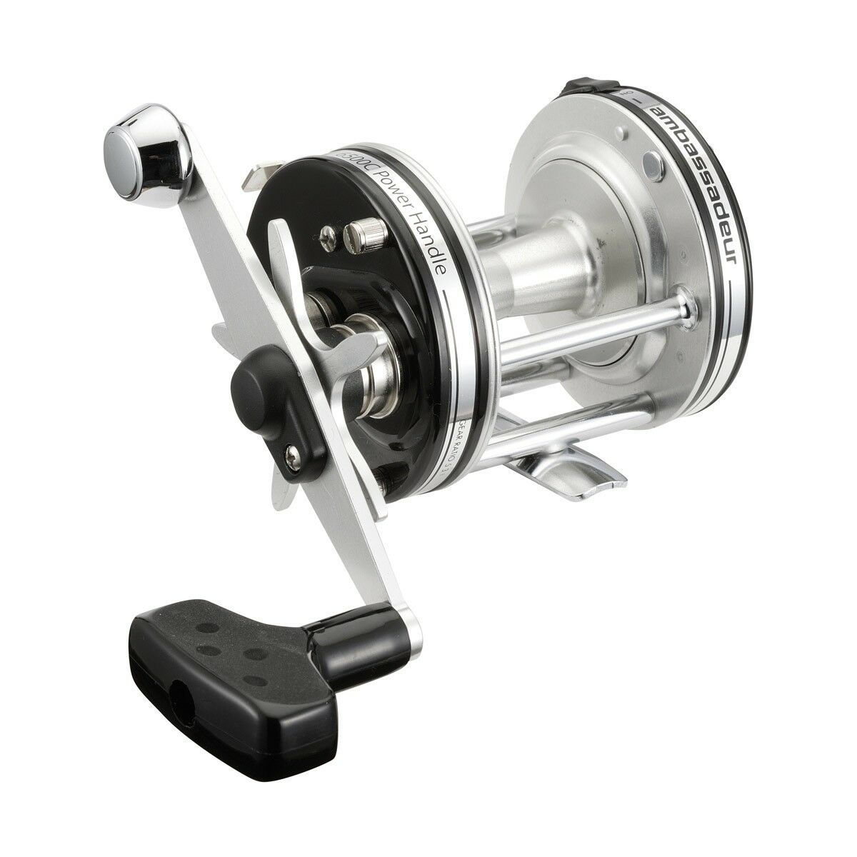 Abu Garcia 6500 Power Handle - All Models CT / CS