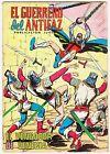 EL GUERRERO DEL ANTIFAZ (Reedición color) nº: 198. Valenciana, 1972-1978.