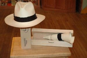Image is loading Tumia-Fairly-Traded-Genuine-Panama-Hat-from-Ecuador- 469c70917589