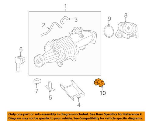 GM OEM-Barometric Pressure BARO Sensor 12615136