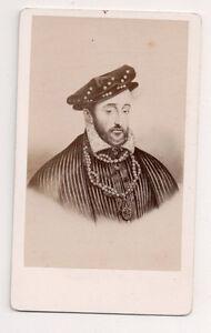 Vintage-CDV-King-Henry-II-of-France-E-Neurdein-Photo