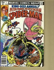 Spectacular Spider-Man #30 FN 1979 Stock Image