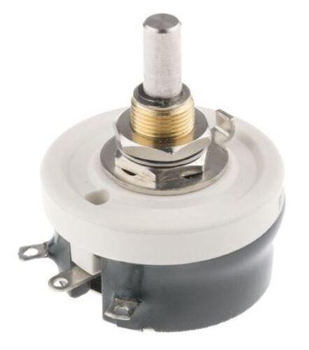 Vishay RT Series 25W Wirewound Rheostat, 470Ω, ±10%