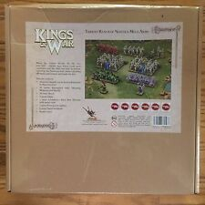 Kings Of War, 2nd Edition: Trident Realm of Neritica Mega Army