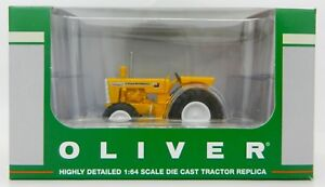 SpecCast-1-64-WHITE-OLIVER-4-115-MIGHTY-TOW-CHASE-2018-TOY-TRACTOR-TIMES-ED