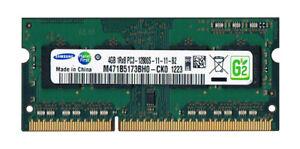 Samsung-4gb-SO-DIMM-ddr3-1066-pc3-12800-RAM-cl11-nuevo-m471b5173bh0-ck0