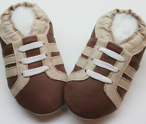 soft-sole-leather-baby-shoes-boots-tan-4-5-Toddler-minishoezoo-free-shipping