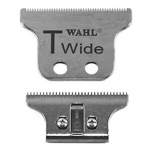 WAHL-DETAILER-8081-HERO-NEW-T-WIDE-Double-Wide-BLADE-SET-5-Star-Series-NEW