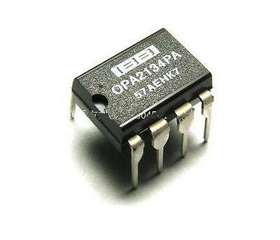 1pcs OPA2134PA BB DIP-8 OPA2134 2134PA OPERATIONAL AMPLIFIERS