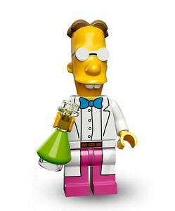 LEGO-Minifigures-Minifiguras-71009-The-Simpsons-Serie-2-Profesor-Frink