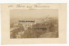 Thunersee Thun Stadt Schweiz alte Häuser siehe Foto Ansicht Alt