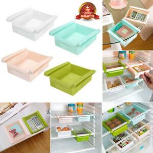 DIY-Fridge-Space-Storage-Slide-Under-Shelf-Rack-Organizer-Holder-Home-Container