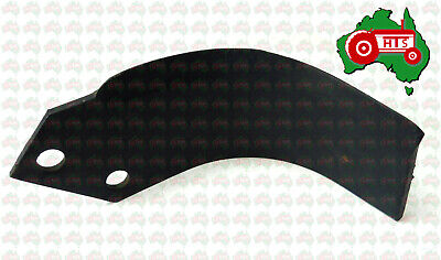 Tractor LH Rotary Hoe Standard Blade Howard Speed 173mm 142mm Hole Diameter 1//2/""