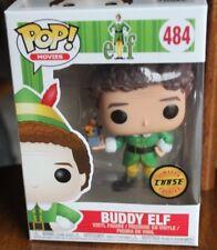 Funko Pop Buddy Elf Chase Figure 484 Will Ferrell Movies Christmas