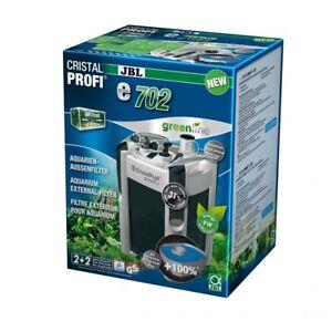Jbl Cristal Profi E702 Greenline Filtre Extérieur 60-200 Litre Aquariums 700 L /