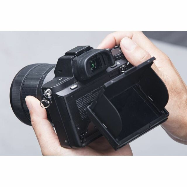 A77 II A7R II A9 A99 II A7S II GGS 5th Glass Screen Protector and Sunshade Hood for Sony A7 II