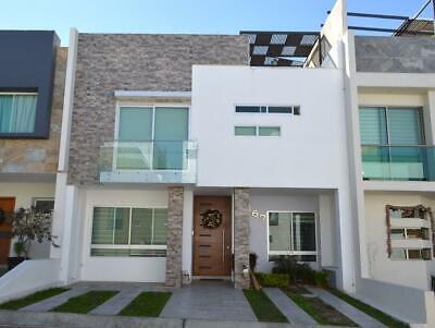 Casa con Roof Garden - Fraccionamiento Los Almendros