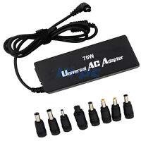 Universal AC Adapter Power Supply Charger Cord for Laptop Notebook Dell Toshiba