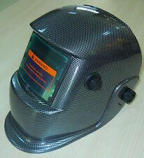Acf Auto Darkening Welding Helmet Mask Grinding Ansi Tig Mig Arc Carbon Fiber