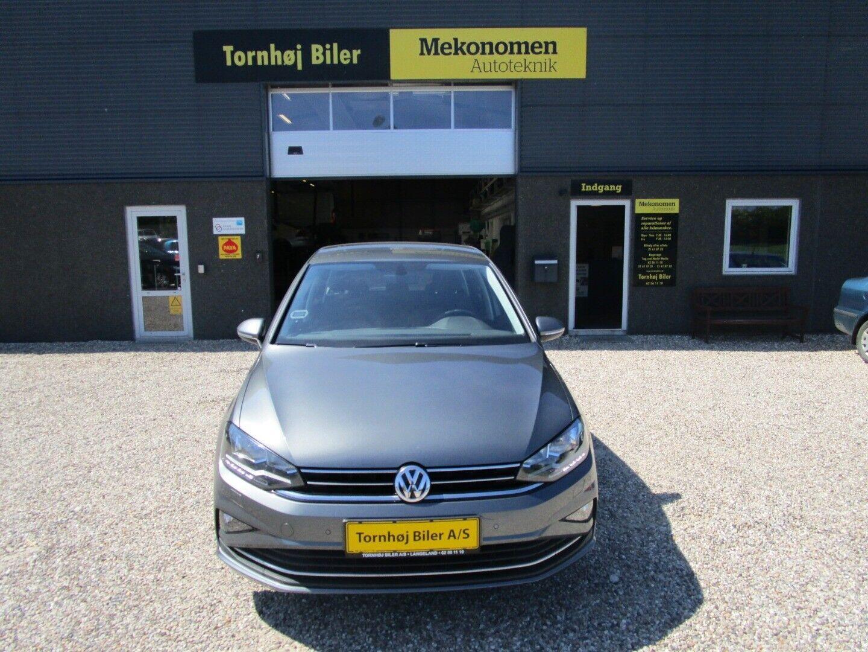 VW Golf Sportsvan 1,5 TSi 150 Comfortline DSG 5d