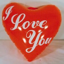 GIANT I LOVE YOU HEART INFLATEABLE TOY inflate Valentines Day Love