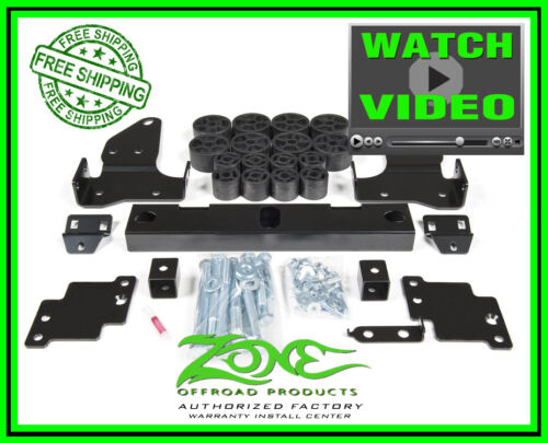 "Zone Offroad C9157 1.5/"" Body Lift Kit for 15-18 Chevrolet Colorado GMC Canyon"