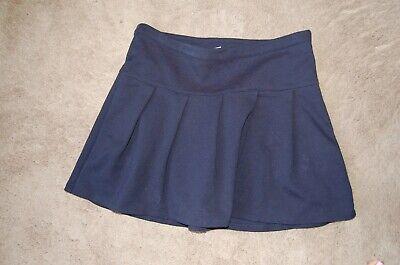 Gap Kids Girls Khaki School Uniform Knit Skirt S 6-7