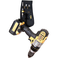 Cordless Drill/impact Hook - Belt Loop Or Clip-on Custom Leathercraft 5024 on sale