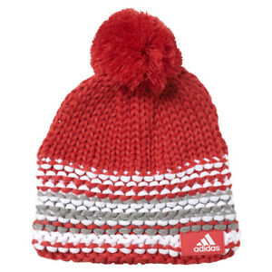 550a108d2fc Image is loading adidas-Youth-Girls-Beanie-ClimaWarm-Beanie-Kids-Warm-