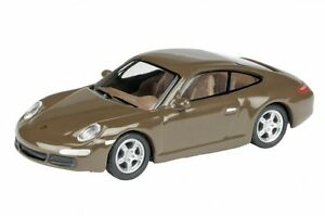 PORSCHE-911-Coupe-brun-1-87-SCHUCO-25813