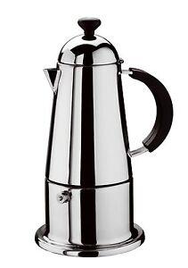 Italian Coffee Maker Induction : GAT Cafe Caffe Carmen 2 Cup Stove Top Italian Espresso Coffee Maker Induction eBay