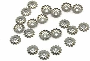 stainless-steel-corrugated-scalloped-bead-caps-6mm-x-1mm