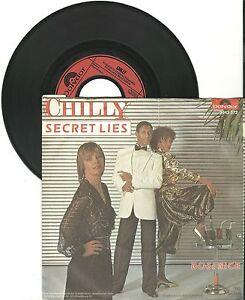 Chilly-Secret-Lies-G-VG-7-034-Single-999-568