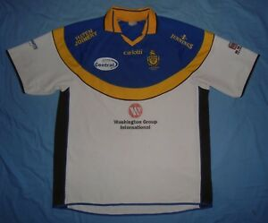 Whitehaven RLFC / 2008 Home - #2 Craig CALVERT - MENS rugby Shirt / Jersey. 4XL? - Poland, Polska - If an item is to be returned because you changed your mind (you do not like the color, size etc), you will have to cover the return shipping's fee. I do my best to describe the listed stuff as well as possible and the exact size numbers a - Poland, Polska