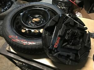 2017 2018 Chevy Malibu Spare Wheel Tire Donut 16 Quot With