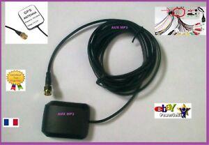 antenne-GPS-autoradio-voiture-reception-GPS-fiche-sma-autoradio-gps-VENDEUR-PRO