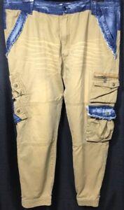 92a4675f3c Image is loading Decibel-Pants-Jeans-42x30
